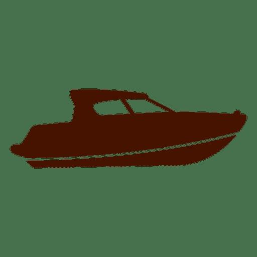Icono de transporte de barco