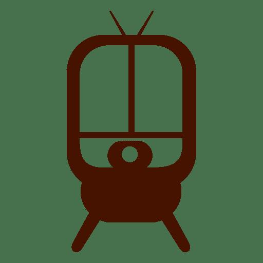 Icono de transporte del teleférico Transparent PNG
