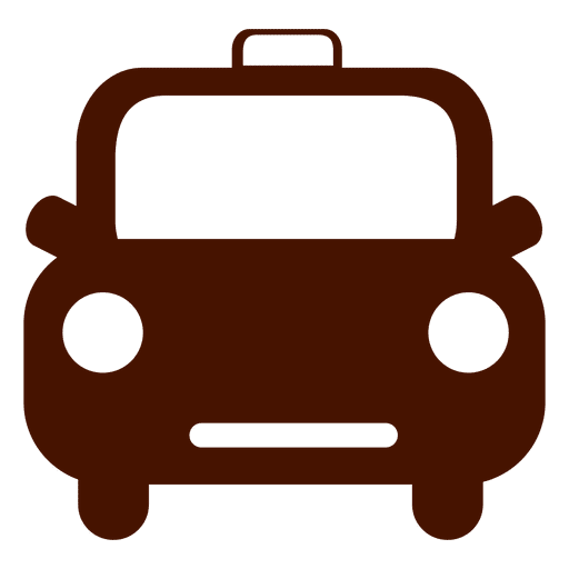 Car taxi transport icon Transparent PNG