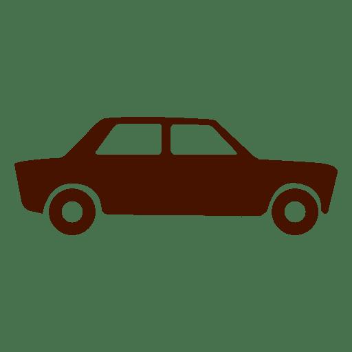 Icono de transporte de coche Transparent PNG