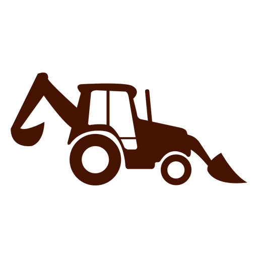 Construction truck icon Transparent PNG