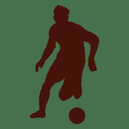Habilidad de regate de futbol Transparent PNG