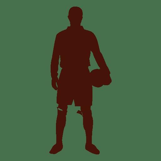 Portero de fútbol Transparent PNG