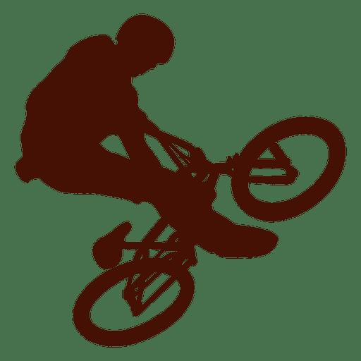 Freestyle bmx bike bird's eye Transparent PNG