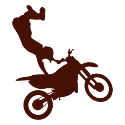 Freestyle motocross jump