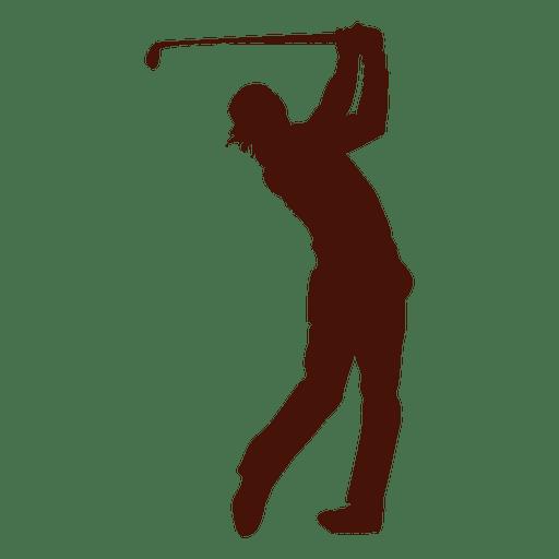 Chute bola de golfe