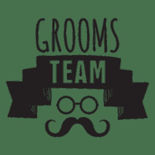Goom Team Hochzeit Satz