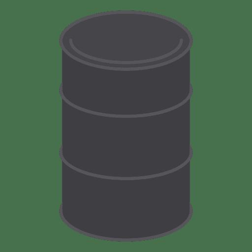 Gray tank illustration Transparent PNG