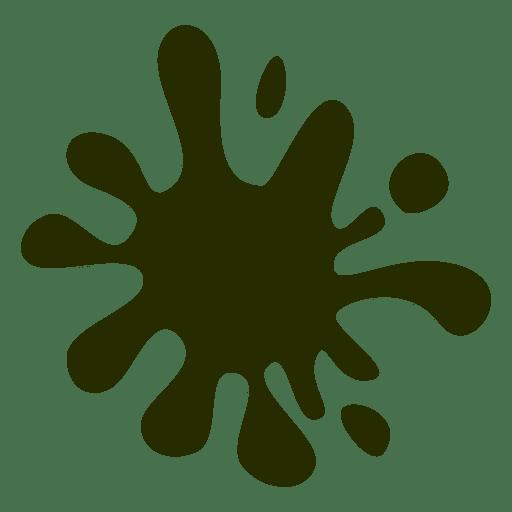 Mancha verde dos desenhos animados Transparent PNG
