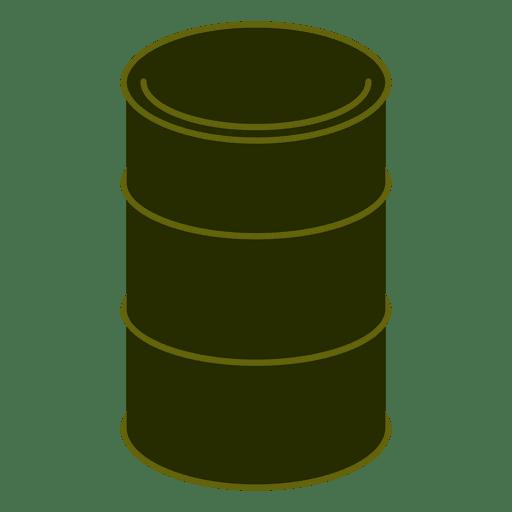 Green tank illustration Transparent PNG