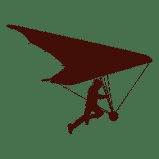 Vuelo de ala delta volar