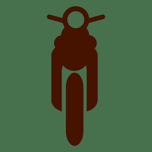 Motorbike bike transport icon Transparent PNG
