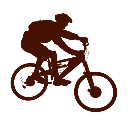 Mountain bike extremo Transparent PNG