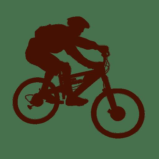Mountain biking extreme Transparent PNG