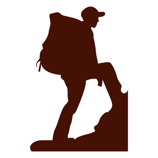Mountaineering altitude climber Transparent PNG