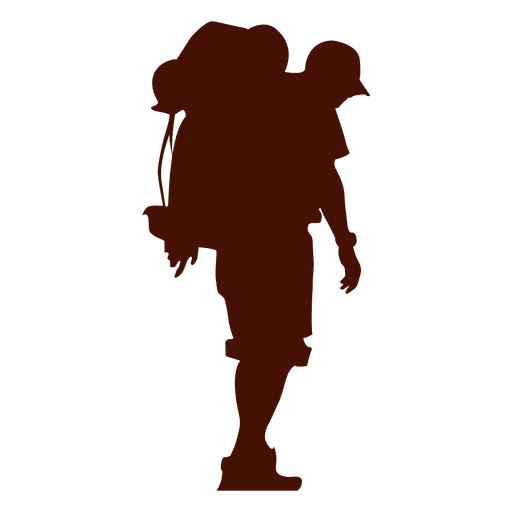 Mountaineering tiredness Transparent PNG