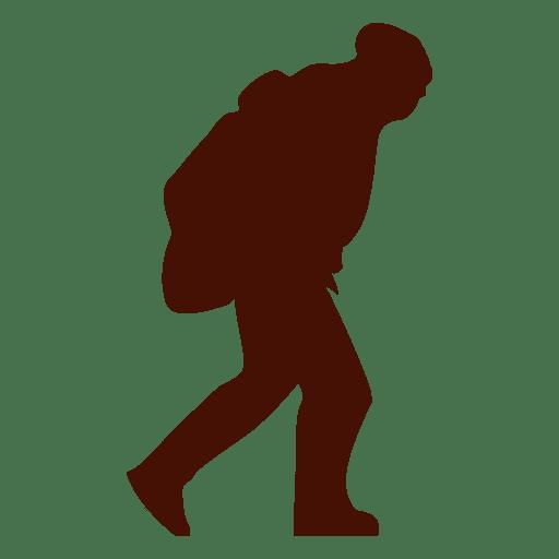 Montanhismo caminhando Transparent PNG
