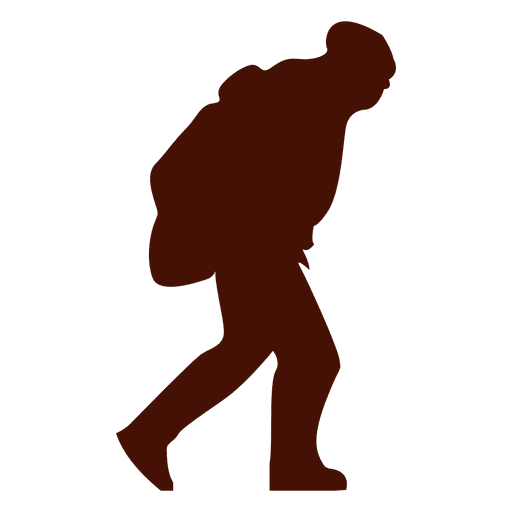 Mountaineering walking Transparent PNG