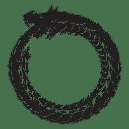 Ouroboros serpente religião