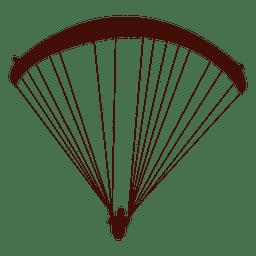 Vuelo en paracaídas
