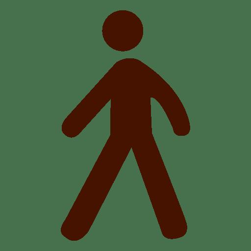 Person transport icon