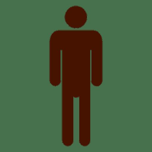 Icono de transporte de usuario de persona