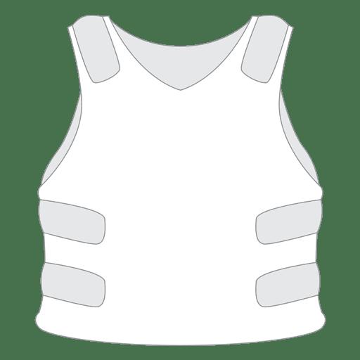 Protection vest Transparent PNG