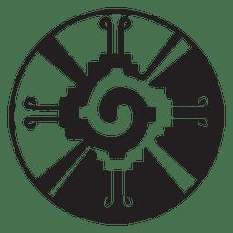 Símbolo de la religión signo diseño