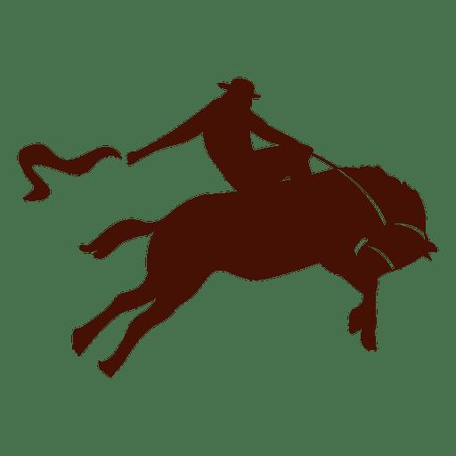 Rodeo salvaje hors extreme.