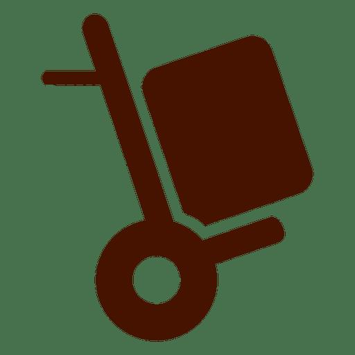 Logística de envío icono de transporte Transparent PNG