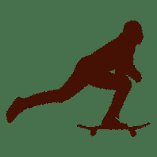 Jinete de skate Transparent PNG