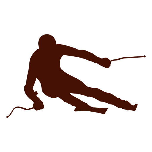 Skiing snow speed Transparent PNG