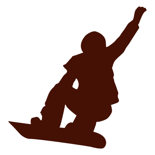 Snowboard invierno Transparent PNG