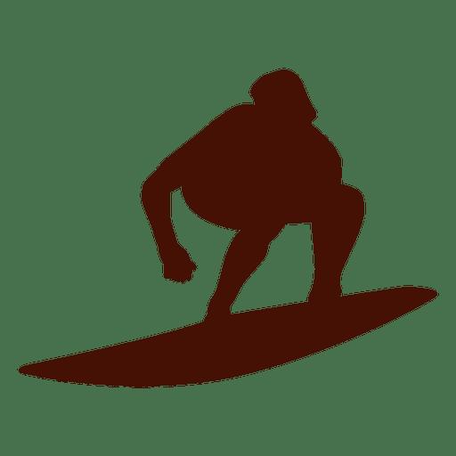 Surfing summer wave Transparent PNG