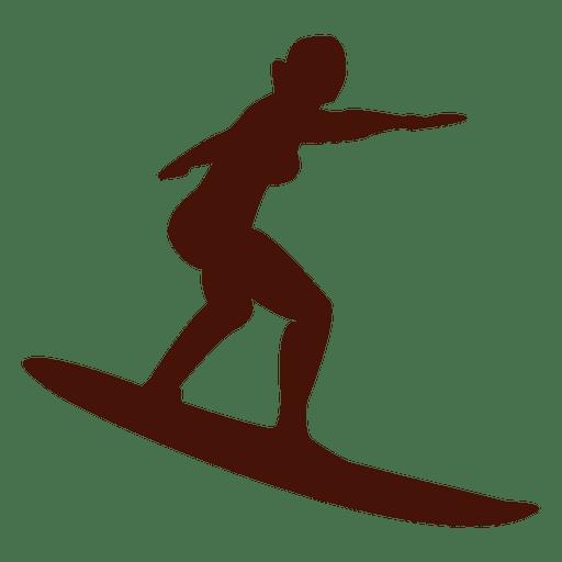 Surfing surf waves board