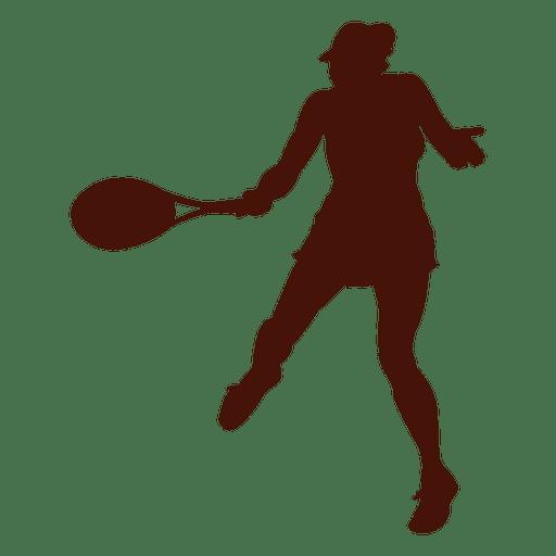 Forehand de tênis Transparent PNG