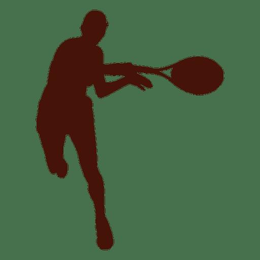 Tennis forehand jugando deporte - Descargar PNG/SVG ...
