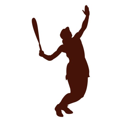 Servicio de tenis deporte blanco