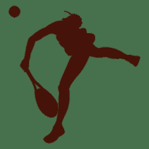 Aplastamiento de tenis Transparent PNG
