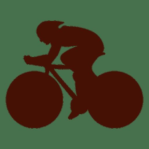 Velocidad circular de ciclismo en pista