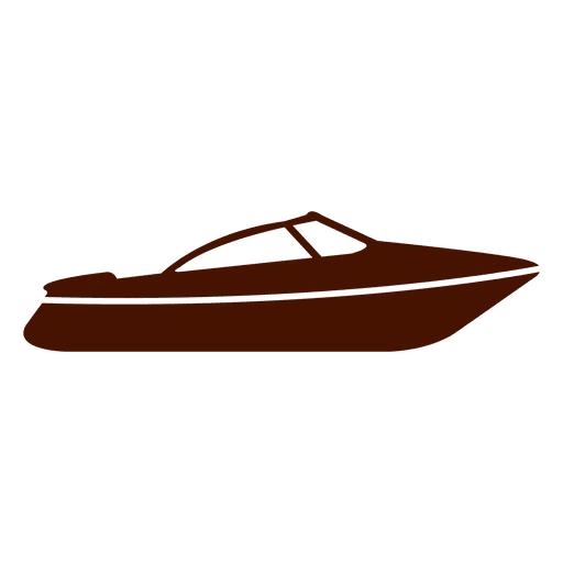 Transport boat icon Transparent PNG