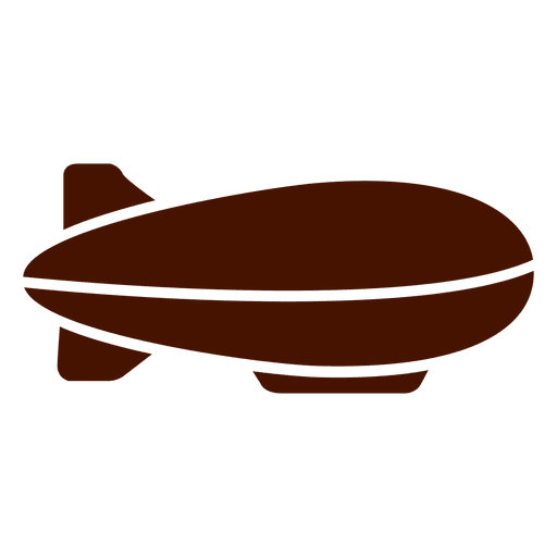 Zeppelin Travel Icon Transparent Png Svg Vector