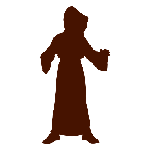 Halloween costume silhouette Transparent PNG