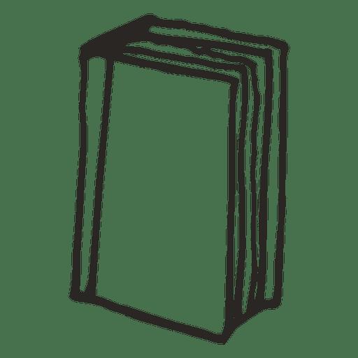 Book notebook school Transparent PNG