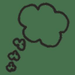 Escola de idéias de pensamento de nuvem