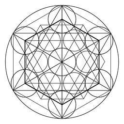 Complex sacred geometry