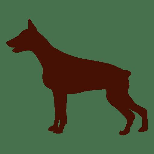 Silueta De Perro Descargar Pngsvg Transparente