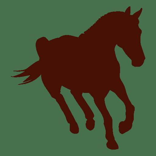 Farm silhouette horse Transparent PNG