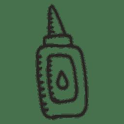 Glue paste school
