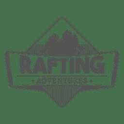 Rafting Adventures Badge